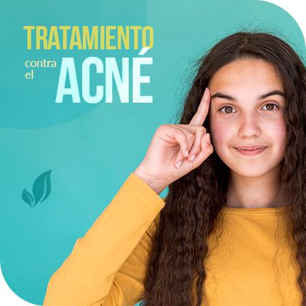 tratamiento contra el acne